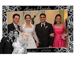 Foto lembrança de casamento - 4